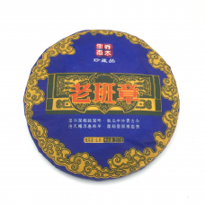 Лао Бань Чжан Шен Ши Чжун Вэй, Шен пуэр, 2019 год, 357 г