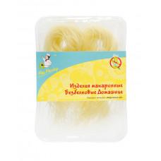 Безбелковые спагетти с куркумой - макаронные изделия 80 г