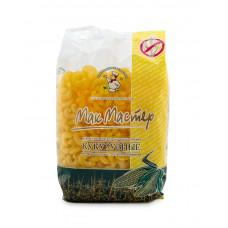 Трубочка рифленая кукурузная - безглютеновые макаронные изделия 300 г