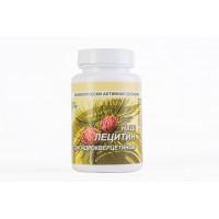 Подсолнечный лецитин с дигидрокверцетином - 60 капсул (Наш лецитин)