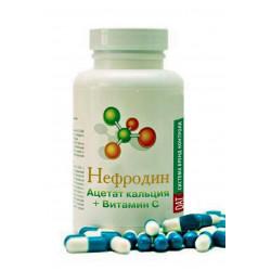Инструкция по применению Нефродин с витамином С
