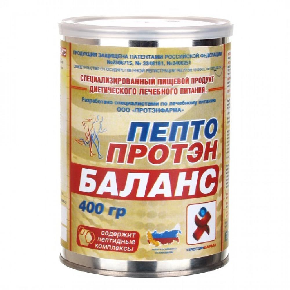 Пептопротэн Баланс - лечебное питание 400 гр.