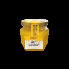 Мёд натуральный цветочный с маточным молочком 140 г