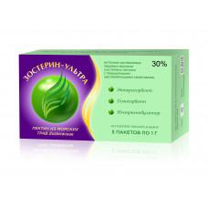 Зостерин - Ультра 30% растительный энтеросорбент от 3-х до 12 лет (5 пак. по 1 г)